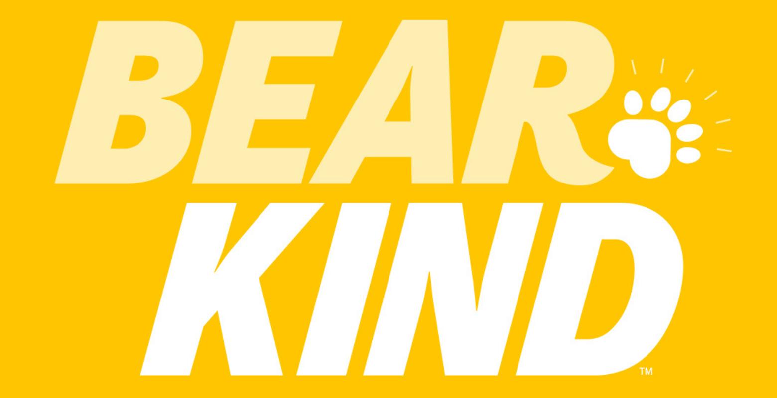 Bear Kind Logo